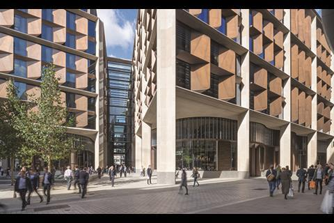 Bloomberg, London